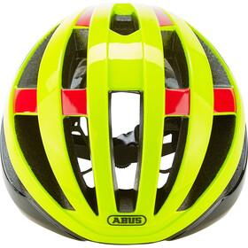 ABUS Viantor Road Helmet neon yellow
